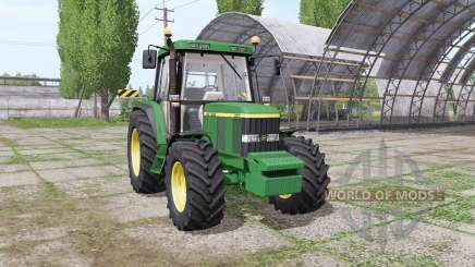 John Deere 6110 für Farming Simulator 2017