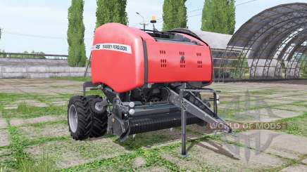 Massey Ferguson RB 2125F pour Farming Simulator 2017