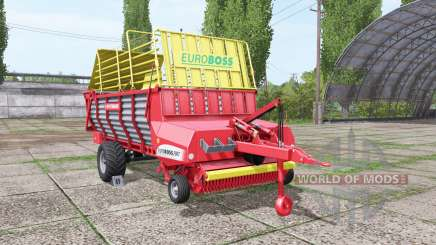 POTTINGER EUROBOSS 290 T pour Farming Simulator 2017