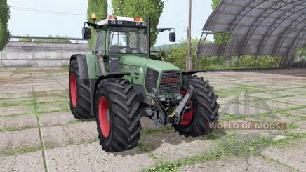 Fendt Favorit 824 Turboshift für Farming Simulator 2017