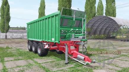 Kroger Agroliner TAW 30 pour Farming Simulator 2017