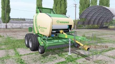 Krone Comprima F155 XC pour Farming Simulator 2017