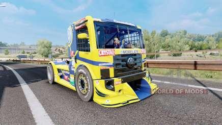 Volkswagen Constellation Formula Truck 2006 für Euro Truck Simulator 2