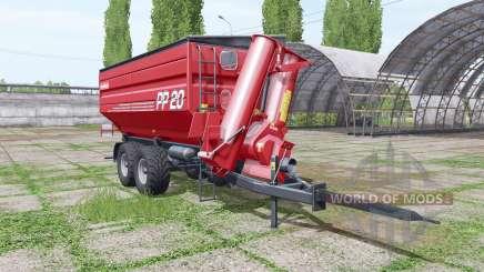 METALTECH PP 20 pour Farming Simulator 2017