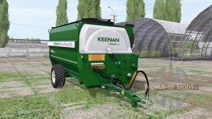 Keenan Mech-Fibre 340 pour Farming Simulator 2017