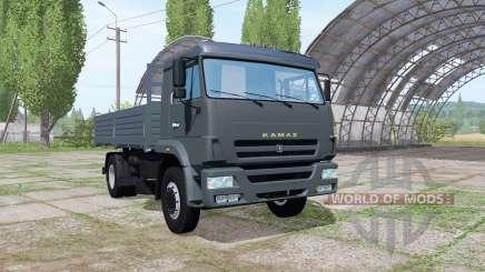 KAMAZ 45253 pour Farming Simulator 2017