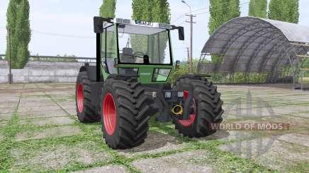 Fendt Xylon 524 für Farming Simulator 2017