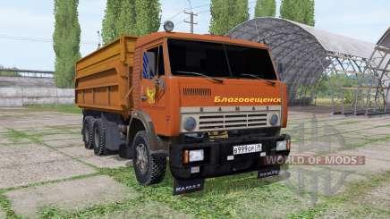 KamAZ 55102 Blagoweschtschensk für Farming Simulator 2017