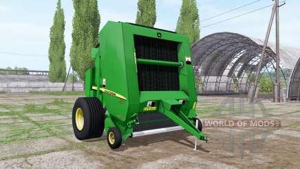 John Deere 568 pour Farming Simulator 2017