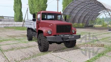 GAZ 3308 Sadko für Farming Simulator 2017