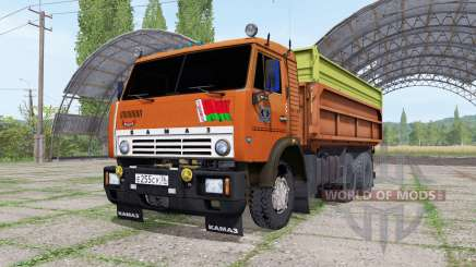 KamAZ 53212 für Farming Simulator 2017