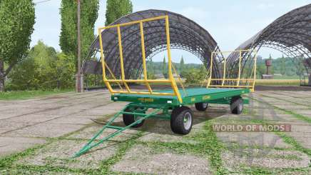 METALTECH PBD 8 pour Farming Simulator 2017