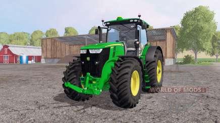 John Deere 7290R v1.1 für Farming Simulator 2015
