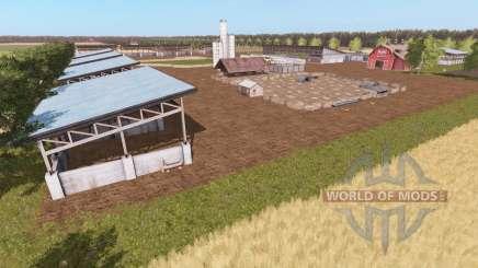 Mallydam Farm für Farming Simulator 2017