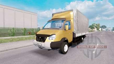 GAZ 3310 Valday 2004 pour Euro Truck Simulator 2
