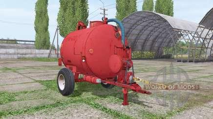 Meprozet PN 20 pour Farming Simulator 2017