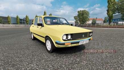 Renault 12 Routier 1982 pour Euro Truck Simulator 2
