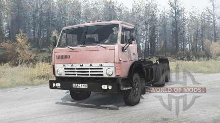 KamAZ 55102 für MudRunner