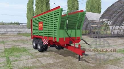 Hawe SLW 45 für Farming Simulator 2017