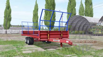 Pieri GP 140 SPB K pour Farming Simulator 2017