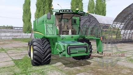 John Deere S680 pour Farming Simulator 2017