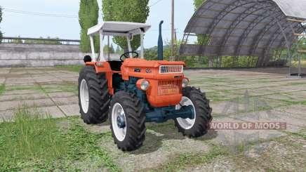 Fiat 420 DT pour Farming Simulator 2017