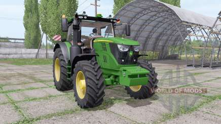 John Deere 6145R v1.1 für Farming Simulator 2017