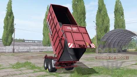 Krampe TWK 16 pour Farming Simulator 2017