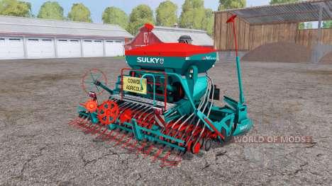 Sulky Xeos für Farming Simulator 2015