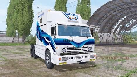 RIAT KAMAZ 54112 für Farming Simulator 2017