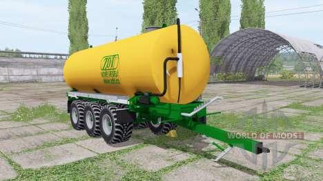 ZDT NTF 18 für Farming Simulator 2017