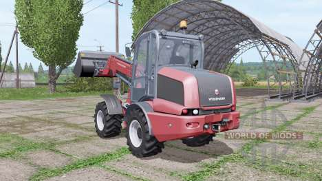 Weidemann 4270 CX 100T v1.0.1 für Farming Simulator 2017
