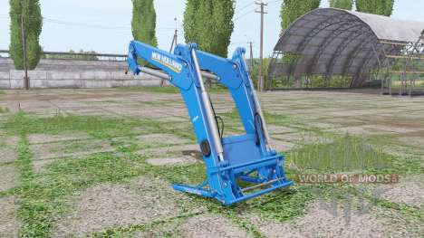 New Holland 750TL MSL v1.1 pour Farming Simulator 2017