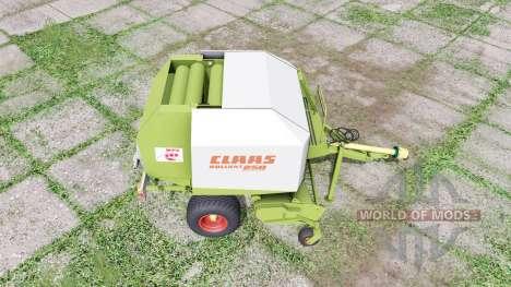 CLAAS Rollant 250 RotoCut pour Farming Simulator 2017