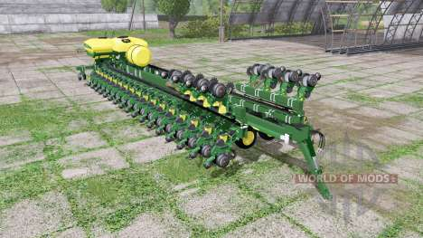John Deere DB120 pour Farming Simulator 2017