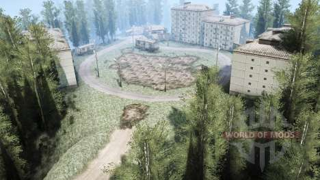 Colina pour Spintires MudRunner