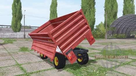 Zmaj 489 pour Farming Simulator 2017