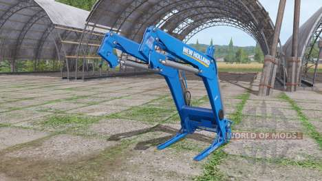 New Holland 750TL MSL pour Farming Simulator 2017