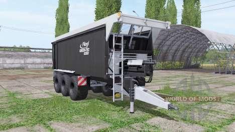 Fliegl ASW 381 GREEN-TEC für Farming Simulator 2017