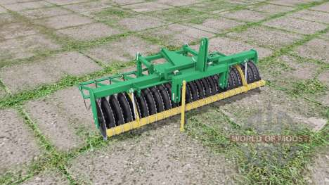 Kerner FPcw 6530 pour Farming Simulator 2017