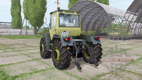 Mercedes-Benz Trac 900 Turbo für Farming Simulator 2017