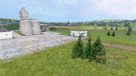 Bockowo pour Farming Simulator 2015