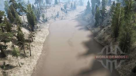 Long Crawl pour Spintires MudRunner