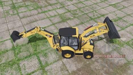 Caterpillar 420F IT pour Farming Simulator 2017