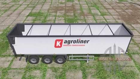 Kroger Agroliner SRB3-35 pour Farming Simulator 2017