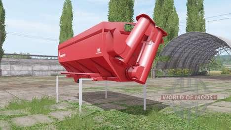 ANNABURGER AW 22.16 pour Farming Simulator 2017