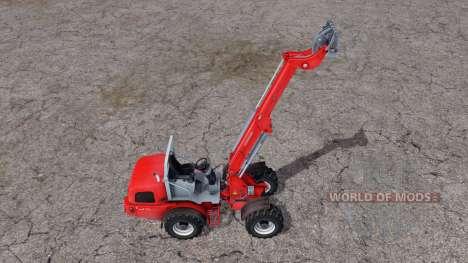 Weidemann 4270 CX 100T für Farming Simulator 2015
