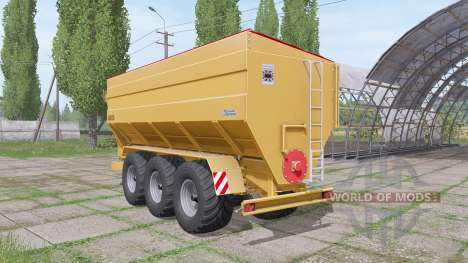 Richard Western GR30 pour Farming Simulator 2017