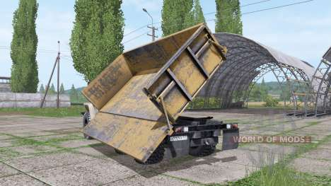 Oural 5557 pour Farming Simulator 2017