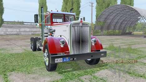 Kenworth 523 1953 pour Farming Simulator 2017